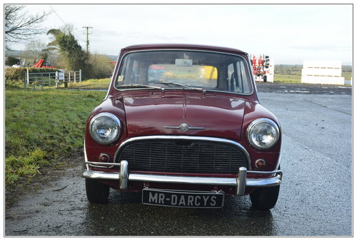 1967 Morris Mini Mk1 for sale SOLD (picture 1 of 6)