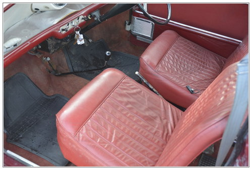 1967 Morris Mini Mk1 for sale SOLD (picture 3 of 6)