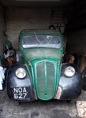 3263e5446f1345 ... 1943 Morris Z van Rare small commercial SOLD (picture 1 of 6) ...