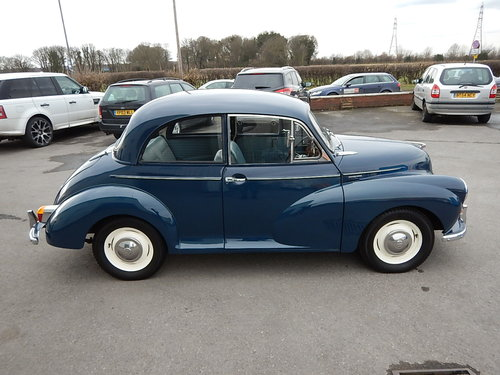 1969 MORRIS MINOR 1000 Two Door Saloon ~  SOLD (picture 3 of 6)