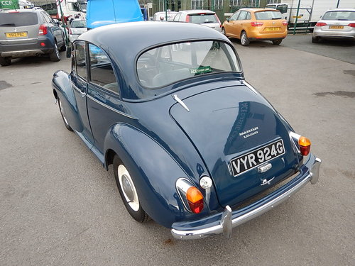 1969 MORRIS MINOR 1000 Two Door Saloon ~  SOLD (picture 4 of 6)