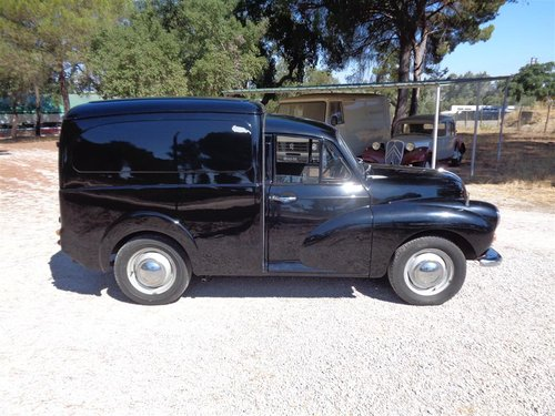 1968 Morris Minor Van For Sale (picture 2 of 6)