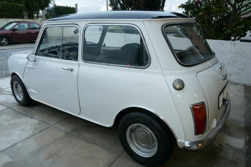 1969 MORRIS COOPER 1000 Mk2 For Sale (picture 2 of 6)