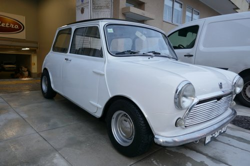 1969 MORRIS COOPER 1000 Mk2 For Sale (picture 3 of 6)