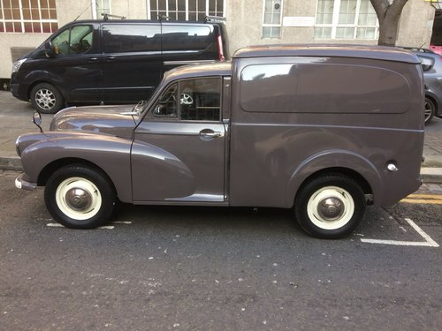 Morris Van 1963. 1 years MOT. 59k miles. For Sale (picture 3 of 6)