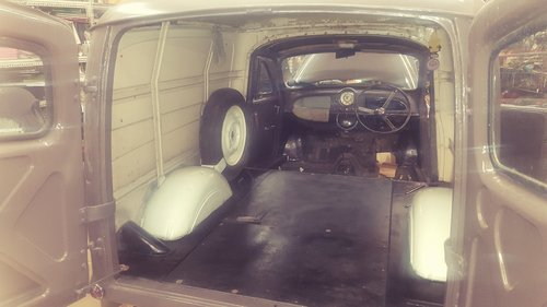 Morris Van 1963. 1 years MOT. 59k miles. For Sale (picture 5 of 6)