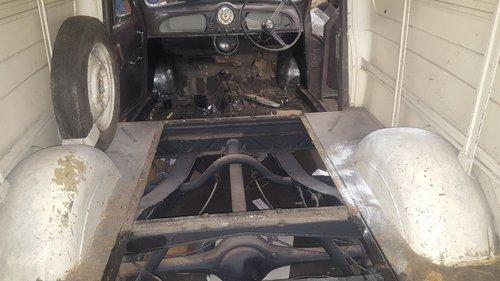 Morris Van 1963. 1 years MOT. 59k miles. For Sale (picture 6 of 6)