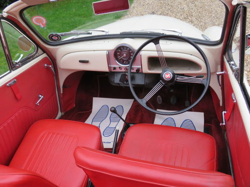 1966 Morris Minor 1000 Convertible (Card Payments Accepted) SOLD (picture 5 of 6)