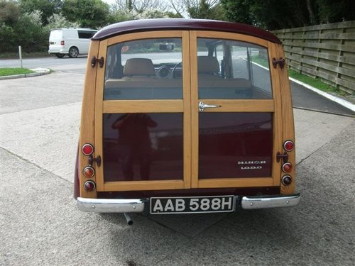1970 Morris Traveller, lovely example! SOLD (picture 3 of 6)