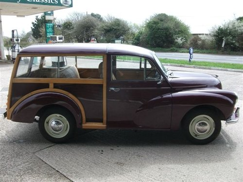 1970 Morris Traveller, lovely example! SOLD (picture 4 of 6)