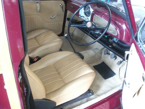 1970 Morris Traveller, lovely example! SOLD (picture 5 of 6)
