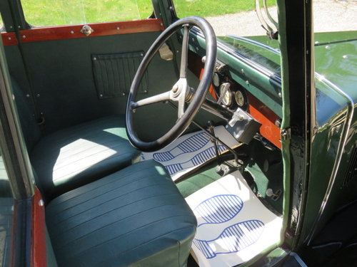 1930 Morris Minor Saloon (Card Payments Accepted) SOLD (picture 5 of 6)