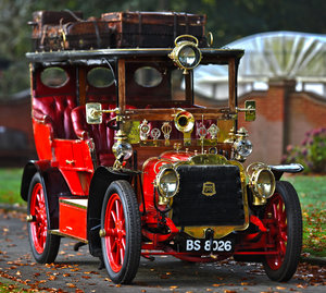 1903 Mors 24/32HP (5,000cc) Covered Double Phaeton SOLD