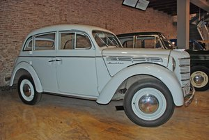 MOSKVICH M 401 1955 For Sale by Auction