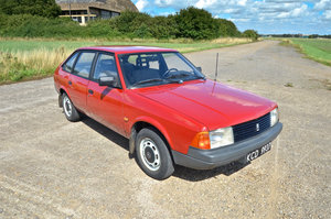 Picture of 1996 Moskvich Aleko in UK – amazing condition