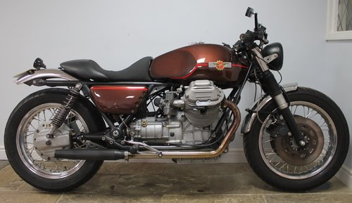 1981 Moto Guzzi 1000 Cafe Racer Superbly Executed  SOLD (picture 1 of 6)