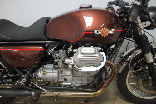 1981 Moto Guzzi 1000 Cafe Racer Superbly Executed  SOLD (picture 2 of 6)