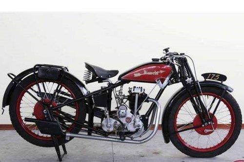 1930 original Bianchi 175, freccia d Oro SOLD (picture 1 of 1)