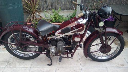 1934 moto guzzi sport 15 500cc For Sale (picture 2 of 6)