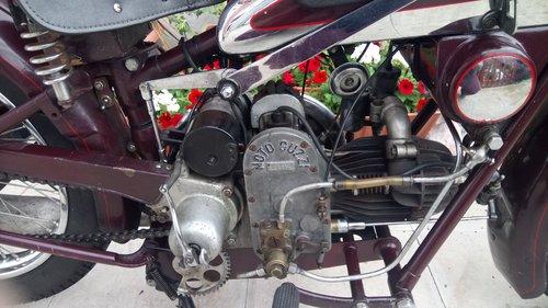 1934 moto guzzi sport 15 500cc For Sale (picture 5 of 6)