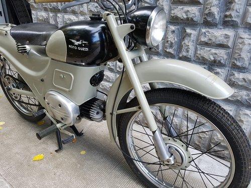 1955 Moto Guzzi Zigolo SOLD (picture 1 of 4)