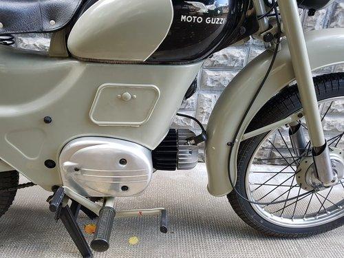 1955 Moto Guzzi Zigolo SOLD (picture 3 of 4)