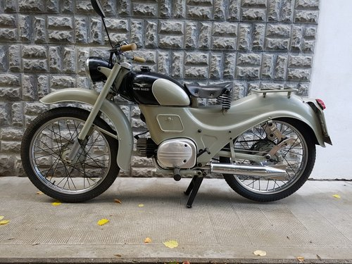 1955 Moto Guzzi Zigolo SOLD (picture 4 of 4)