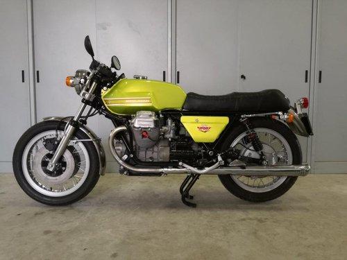 1550 Moto Guzzi V7 Sport 750 For Sale (picture 1 of 6)