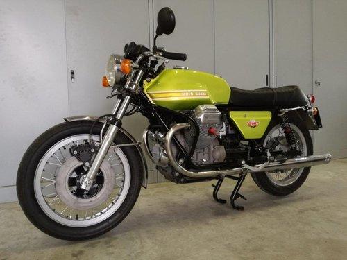 1550 Moto Guzzi V7 Sport 750 For Sale (picture 2 of 6)