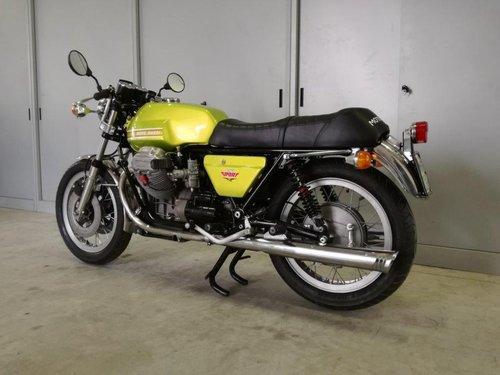 1550 Moto Guzzi V7 Sport 750 For Sale (picture 3 of 6)