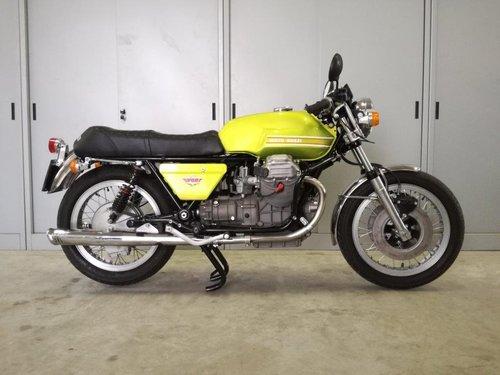 1550 Moto Guzzi V7 Sport 750 For Sale (picture 4 of 6)