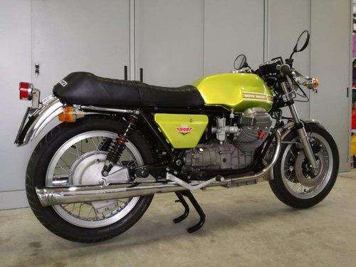1550 Moto Guzzi V7 Sport 750 For Sale (picture 5 of 6)