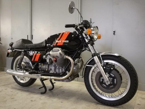 1975 Moto Guzzi V7 750 S For Sale (picture 5 of 6)