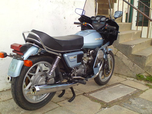 1982 MOTO GUZZI SP1000 SALE !!!! SOLD (picture 2 of 6)