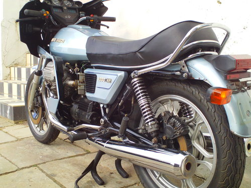 1982 MOTO GUZZI SP1000 SALE !!!! SOLD (picture 4 of 6)