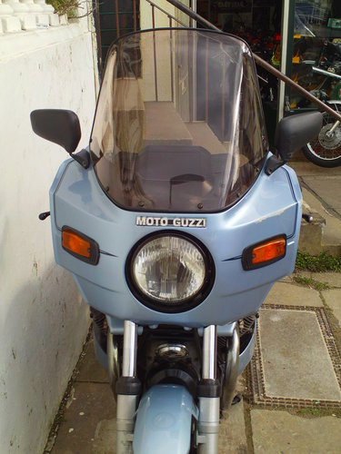 1982 MOTO GUZZI SP1000 SALE !!!! SOLD (picture 6 of 6)