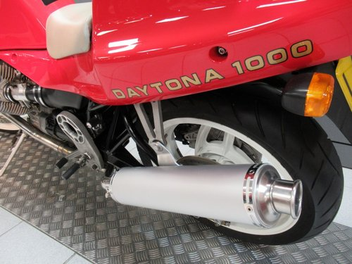 1994 Moto Guzzi Daytona 1000 For Sale (picture 4 of 6)