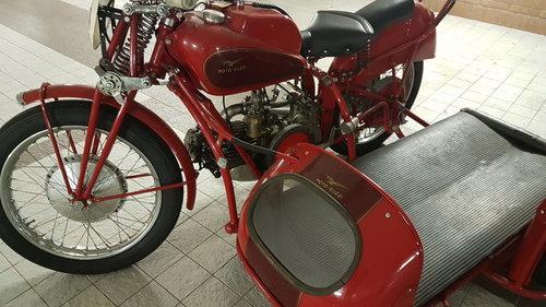 1946 Moto Guzzi Condor sidecar For Sale (picture 2 of 6)