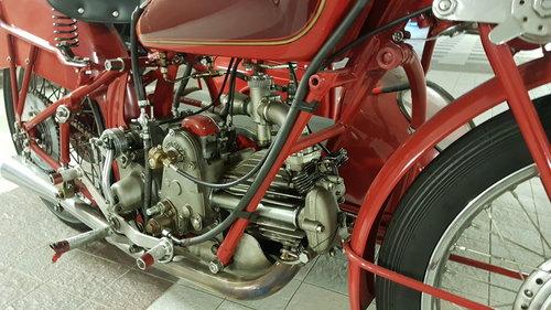 1946 Moto Guzzi Condor sidecar For Sale (picture 4 of 6)