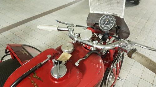 1946 Moto Guzzi Condor sidecar For Sale (picture 5 of 6)