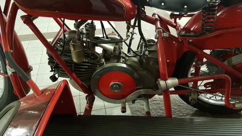 1946 Moto Guzzi Condor sidecar For Sale (picture 6 of 6)