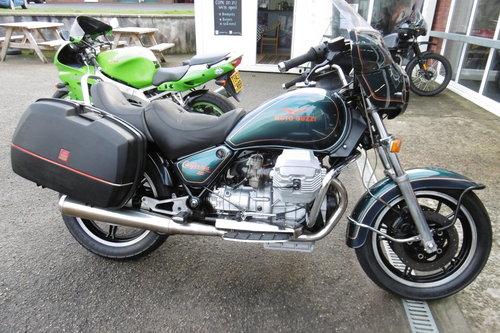 1990 MotoGuzzi Callifornia 111 Rare bike SOLD (picture 1 of 6)