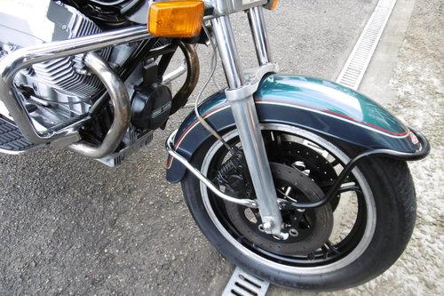 1990 MotoGuzzi Callifornia 111 Rare bike SOLD (picture 5 of 6)