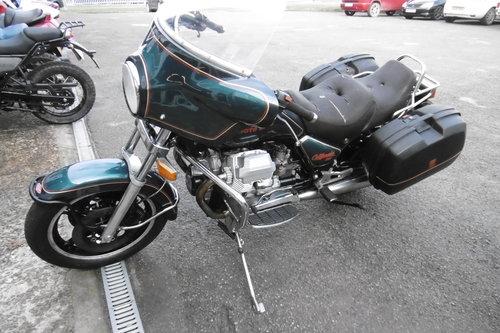 1990 MotoGuzzi Callifornia 111 Rare bike SOLD (picture 6 of 6)