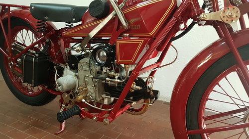 1930 Moto Guzzi Sport 14 SOLD (picture 5 of 6)