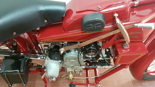 1930 Moto Guzzi Sport 14 SOLD (picture 6 of 6)