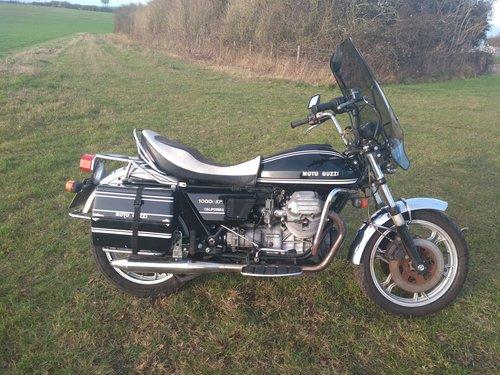 Moto Guzzi T3 CALIFORNIA 1980 For Sale (picture 2 of 5)