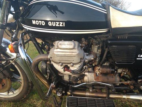 Moto Guzzi T3 CALIFORNIA 1980 For Sale (picture 3 of 5)