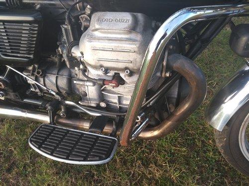 Moto Guzzi T3 CALIFORNIA 1980 For Sale (picture 4 of 5)