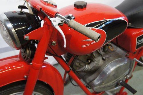 1957 Moto Guzzi Lodola 175 sport OHC For Sale (picture 4 of 6)